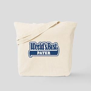WB Dad [Latin] Tote Bag